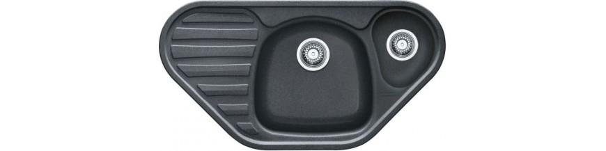 Akciové sety Franke COG 651 E (drez+batéria)
