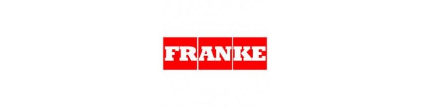 Nerezové drezy Franke